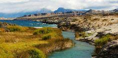 Al noroeste de la provincia de Santa Cruz, se muestra magnificente el Lago Posadas, un paraíso natural, con magníficas vistas y aire puro de montaña que q