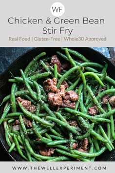 Looking for healthy takeout to make at home? Look no further!  This paleo and whole30 approved stir fry is full of takeout flavour without the delivery fee. Full of all real food ingredients that taste delicious. #paleo #whole30 #dairyfree #glutenfree #refinedsugarfree #healthyrecipes #realfood Easy Clean Eating Recipes, Clean Eating For Beginners, Clean Eating Dinner, Recipes For Beginners, Five Spice Chicken, Chicken Spices, Easy Weeknight Dinners, Healthy Dinners, Real Food Recipes