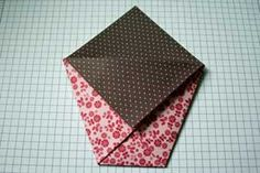 Splitcoaststampers - Diaper Fold Pouch Project Tutorial by Beate Johns