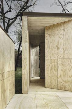 Pavilion for the XXI Triennale di Milano