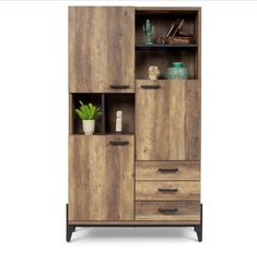 Tall Cabinet Storage, Display, Furniture, Home Decor, Decorations, Floor Space, Decoration Home, Billboard, Room Decor