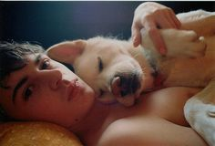 shirtless guys with dogs 2 03052011 13 large Start the Weekend Off Right Hot guys with dogs Zoo Animals, Cute Animals, Steven Mcqueen, Animal Tumblr, Thing 1, Man And Dog, Shirtless Men, Dog Photos, Mans Best Friend