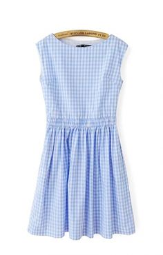 Always yes to gingham