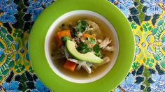 Rick Bayless'' Mexican Chicken Soup #CincoDeMayo