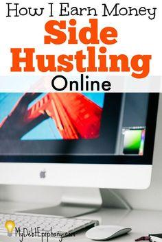 Earn Money Side Hustling Online