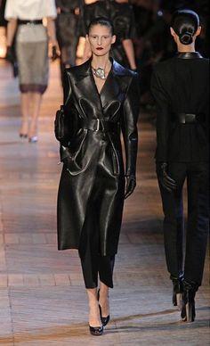 Yves Saint Laurent - 2012-2013 Paris Collection autumn-winter