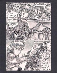 AKALICAVYKA COMIC 9 PAGE 20