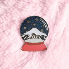 #Repost @dawnowlettepins NEW PIN This was made right after I got back from Mount Fuji at Christmas #selfexplanatory (Posted by https://bbllowwnn.com/) Tap the photo for purchase info. Follow @bbllowwnn on Instagram for great pins patches and more!