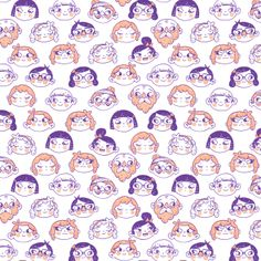 iraville: Patterns i did just for fun whilei... - Ira from Iraville