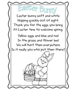 Bunny Poems
