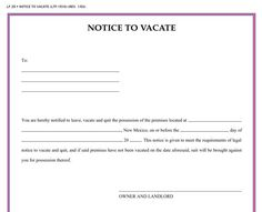 Free Downloadable Eviction Forms  Sample Day Eviction Notice