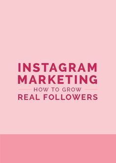 Instagram Marketing: FInd Your Following - The Elle & Company Collaborative | social media tips | instagram tips