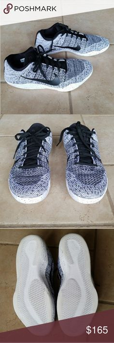 e51fa6c7ce62 Kobe 11 Elite Oreo Worn only about 5-10 times total. In mint condition