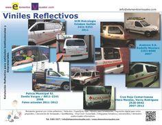 SCM Metrologia Rotulacion de vehículos. www.elementosvisuales.com tel. 2738-0112 wsp. 8703-9302 Recreational Vehicles, Red Cross, Vinyls, Camper, Campers, Single Wide