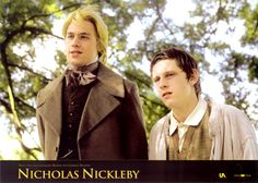 Smike showing the differences between when he was at the boys school and with Nicholas. Nicholas Nickleby, Charlie Hunnam, Period Dramas, Favorite Tv Shows, Gentleman, Men Dress, Author, Downton Abbey, History