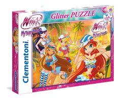 Lubicie #Winx_Club ? Na pewno polubicie puzzle z motywem z serialu :) #supermisiopl #puzzle