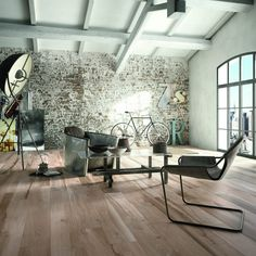 Soleras Avana Gres Porcelain Tiles with Auto-Leveling capacity Size: Wood Ceramic Tiles, Wood Look Tile, Porcelain Tiles, Traditional Paint, Grey Room, Grey Flooring, Tile Flooring, Flooring Ideas, Simple Bathroom