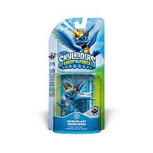 Skylanders SWAP Force Core Individual Character Pack- Horn Blast Whirlwind