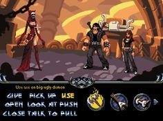 Junkboy's Brutal Legend Pixel Demake
