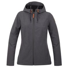 LEIKA dámská softshellová bunda Leica, Hooded Jacket, Aqua, Athletic, Jackets, Fashion, Jacket With Hoodie, Down Jackets, Moda