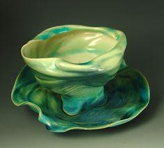 Fine Mess Pottery: Thursday Inspiration: Catherine Rehbein