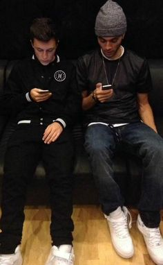 Kalin and Myles are on point ♥