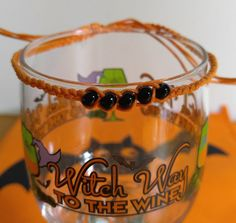 Cant wait for sweaters, jeans, boots, scarves, pumpkin pie, hot chocolate, candy corn, cold air, bright leaves, or late nights? Why wait? These Halloween bracelets have 0 calories and look oh so pretty on your arm. I also have a cute kitten and pumpkin necklace that compliments any of these bracelets. Message me for details.