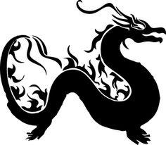 Животных, Азиатских, Зверь, Дракон