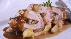 Receta | Lomo de cerdo con ciruelas - canalcocina.es