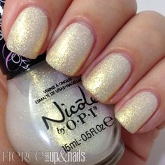 Sing You Like A Bee by OPI Carrie Underwood Collection