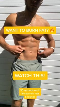 Abs And Cardio Workout, Gym Workout Chart, Gym Workout Videos, Gym Workout For Beginners, Abs Workout Routines, Weight Training Workouts, Belly Fat Workout, Fun Workouts, At Home Workouts