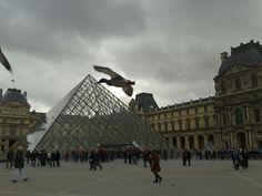 Musee du Louvre, Parijs 2014