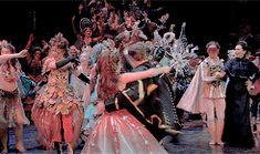 [GIF SET] Christine + Roual #poto #masquerade