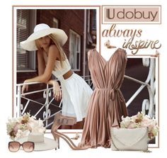 """UDOBUY29"" by sneky ❤ liked on Polyvore featuring Accessorize, Filù Hats, Gucci and udobuy"