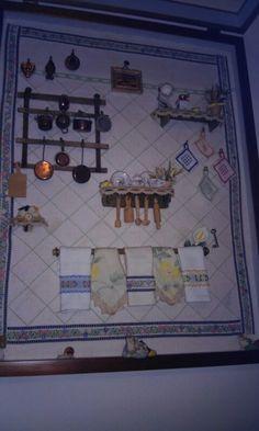 Cucina in miniatura