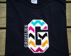 Personalized School Spirit Shirt