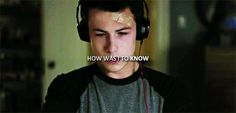 13 reasons why — alecslightwood:  So lost…