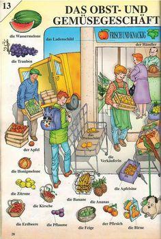 s Obst- s Gemüse