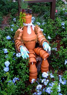 EPCOT - 2012 EPCOT International Flower & Garden Festival - Potted Plant Man