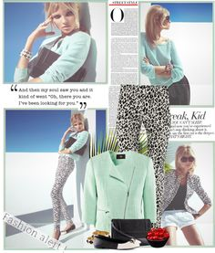 """""""H's key pieces for Spring 2013"""" by jelena-stanojevic ❤ liked on Polyvore"""