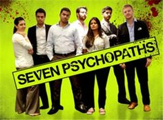 """Seven Psychopaths from Bayt.com playing at Hercules Trophy Dubai 2013. """"Roses are red, violets are blue, we're all schizophrenic and so are..."""""""