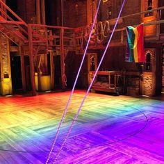 #Hamiltour celebrates #PrideSF. #Ham4Pride #LoveIsLoveIsLove (#regram: @r_b_schmidt)