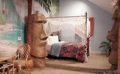 Chateau Avalon Tahitian fantasy suite