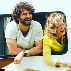 My best couple �� Famous In Love, Tv Couples, Couple Photography Poses, Turkish Beauty, Elizabeth Olsen, Couple Posing, Turkish Actors, Celebs, Celebrities