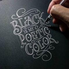 Beautiful lettering by @abedazarya - #typegang - typegang.com http://typg.co/2fRjXH4   http://typegang.com