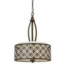 View the Triarch International 35102 Orion 3 Light Pendant at LightingDirect.com.