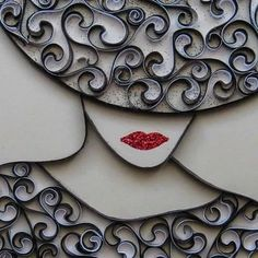 View the source image - Quilling Paper Crafts Toilet Paper Roll Art, Toilet Paper Roll Crafts, Diy Paper, Art Quilling, Quilling Patterns, Paper Quilling Designs, Quilling Ideas, Diy And Crafts, Arts And Crafts