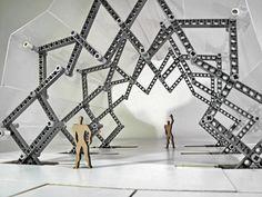 Kinetic Architecture by Luis Quelhas Marques, via Behance