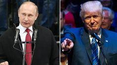 Tổng thống Putin sẵn sàng cho cuộc gặp đầu tiên với ông Trump