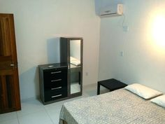 Quarto Apartamento com Ar condicionado